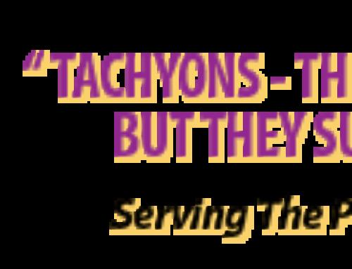TACHYON – balanseprodukter